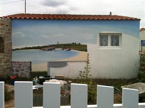 cuisine peinture trompe l oeil fresue murale graffiti graffeur d 195 169 co decoration murale