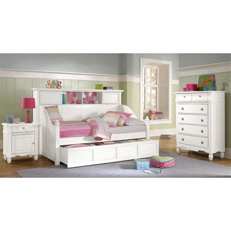 furniture white girls bedroom set featured full size
