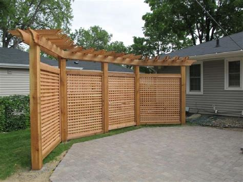 privacy screens for backyards best 25 outdoor privacy screens ideas only on