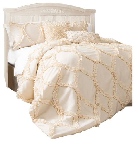 ivory comforter sets avon 3 ivory comforter set king comforters and