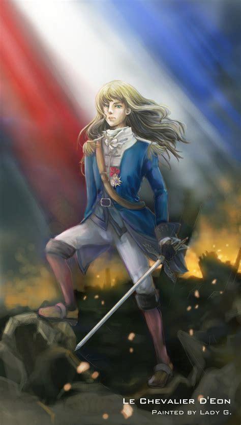 le chevalier d eon le chevalier d eon by fastlee on deviantart