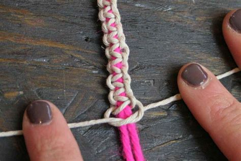 how to make a hemp bracelet with how to make friendship bracelets diy projects craft ideas