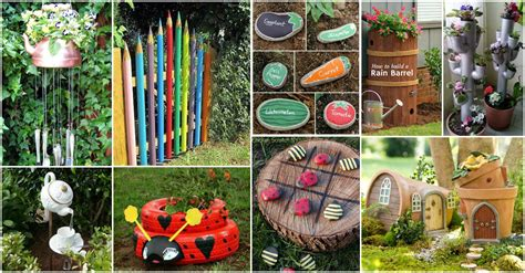Garden Ornaments And Accessories Galleries 20 Garden Decor Projects That Will The Show