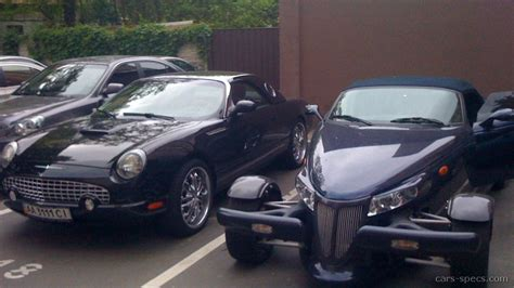 Plymouth Prowler Horsepower by 2001 Plymouth Prowler Convertible Specifications Pictures