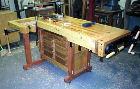 Pdf Diy German Woodworking Benches