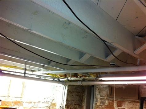 spray painting unfinished basement ceiling pin by dr welker on diy unfinished basement
