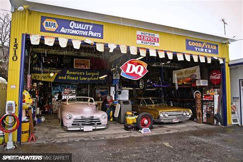 Classic Car Wallpaper Set by Classic Car Classic Rod Garage Hd Wallpaper
