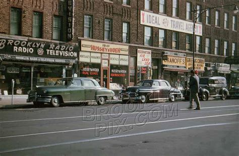 Custom Size Wall Murals 1545 flatbush avenue near the junction 1950 flatbush