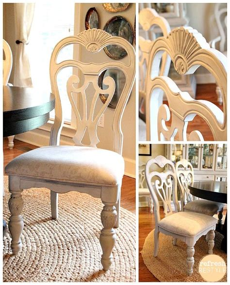 spray painting dining room chairs how to paint dining room chairs with the finish max