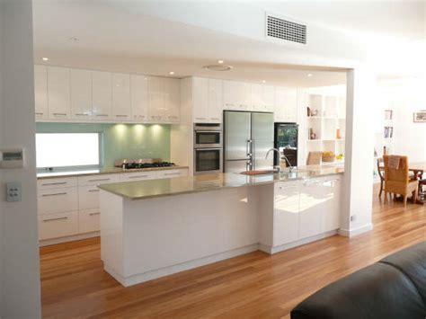 photos of kitchen designs island kitchen design brisbane custom cabinet makers brisbane