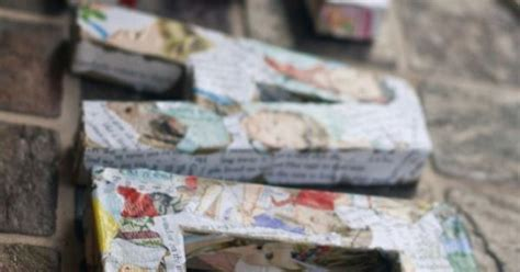 how to decoupage cardboard letters read decoupage story book letters onto cardboard letters