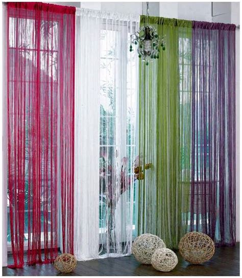 string for doorways interior idea 14 use string doors if you don t want the