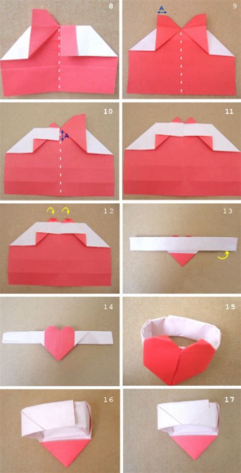 how to make an origami ring the a blast origami letters and rings