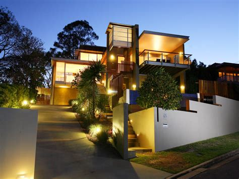 outdoor lighting how to build a house