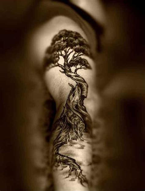 design for tree tree tattoos for ideas and designs for guys
