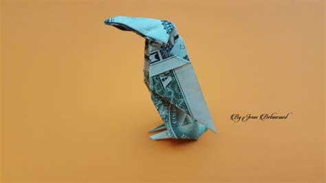 dollar bill origami penguin 1000 images about dollar origami on dollar