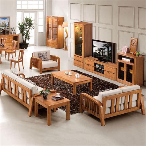 wood living room furniture solid wood living room furniture modern house