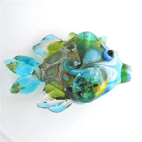 bead it here 132 best images about my lwork glass fish