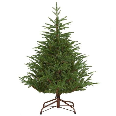 9 ft slim tree home depot slim pre lit trees artificial