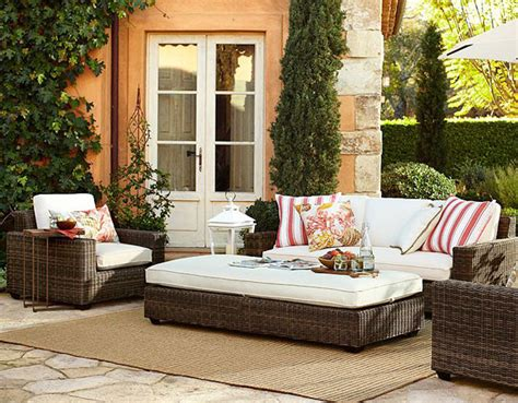 Eucalyptus Garden Furniture by 10 Stylish Relaxed And Enduring Outside Patio Furniture