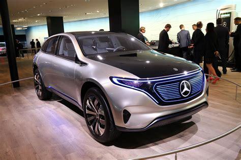 Mercedes Car by Mercedes Concept Eqa Show Car Myautoworld