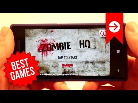 best windows phone games best windows phone games zombie hq youtube