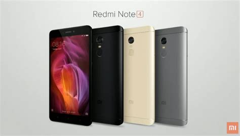 xiaomi redmi note 4 xiaomi redmi note 4 launched in india starting at rs 9 999