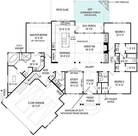 architectural plans for homes best 25 floor plans ideas on house floor