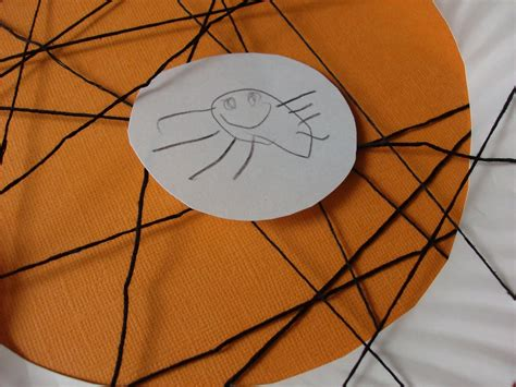 spider paper plate craft craft paper plate spider web mommysavers