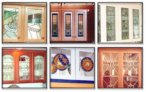 stained glass for kitchen cabinets leaded stained glass kitchen cabinet doors 3 benefits of
