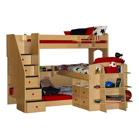 low cost bunk beds low bunk bed for design with stairs and plenty