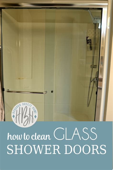 best way to clean a glass shower door clean shower doors decoration clear shower doors with