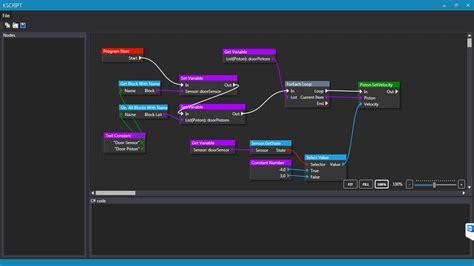 Blue Prints For A House wip major setback kscript a flowchart based graphical