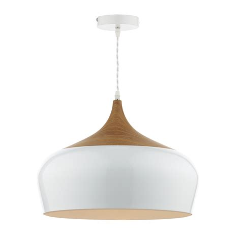 gaucho large white pendant lighting your home