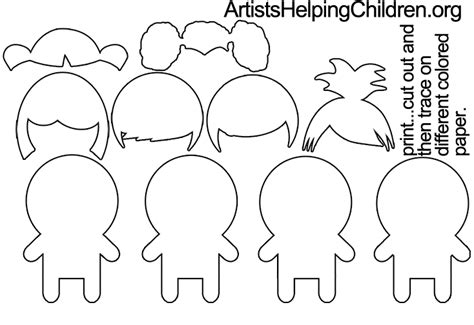 templates for children to make early play templates international children s day