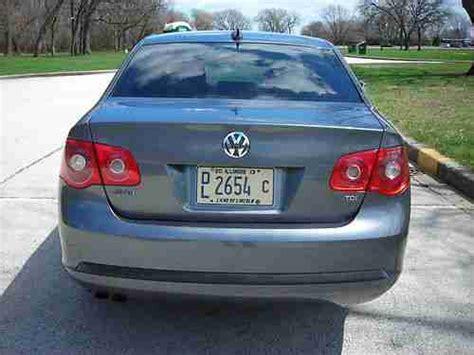 2005 Volkswagen Jetta Diesel by Purchase Used 2005 Vw Jetta Diesel In Crestwood Illinois