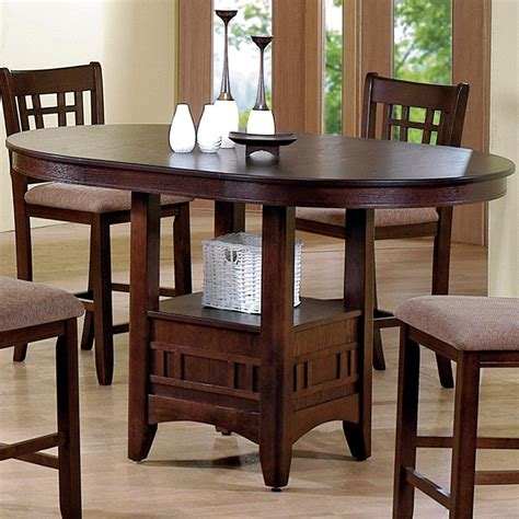 Pub Dining Table Crown Empire Counter Height Dining Table With