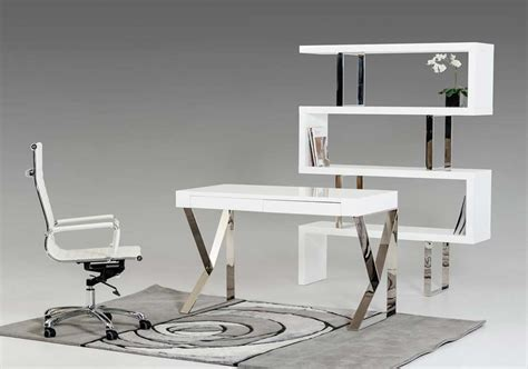 white office desk furniture contemporary white lacquer desk vg153 desks