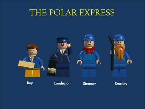 the pole express set lego ideas the polar express