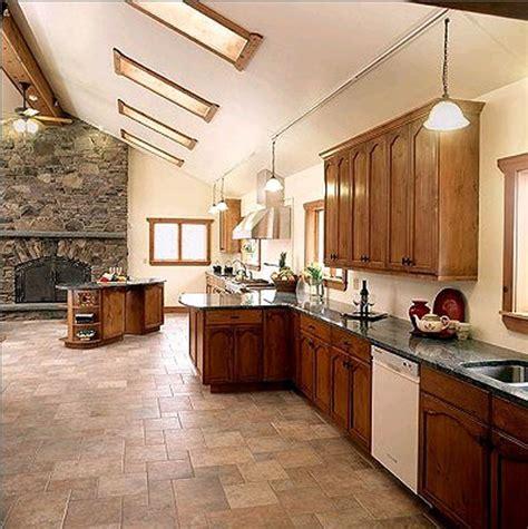 tile ideas for kitchens terra cotta tile kitchen decobizz