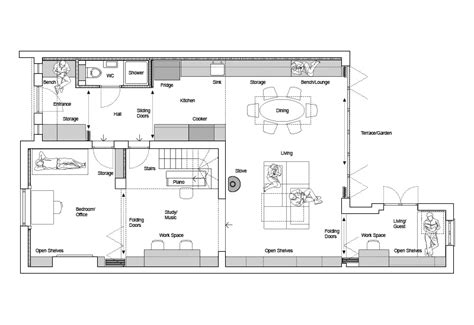 House Plans With Mil Apartment 187 2ov interior layout