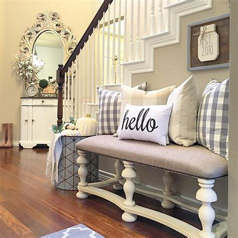 ideas to decorate entrance of home 17 best ideas about hallway decorations on