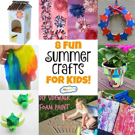cool summer crafts for momables news from inside the lunch box networkedblogs