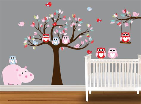 owl wall decals nursery owl wall decals nursery wall decals vinyl ebay