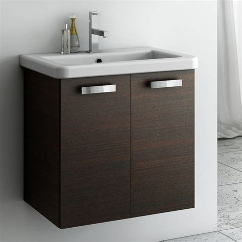 22 inch bathroom vanity 22 inch vanity cabinet with fitted sink contemporary