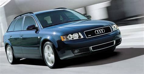 Audi A4 Avant Wagon by 2003 Audi A4 Avant Station Wagon Photo Gallery