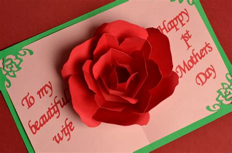 how to make mothers day cards beautiful card to make for s day s