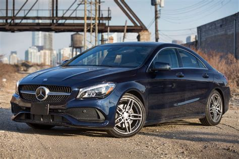 2017 Mercedes Cla250 by 2017 Mercedes 250 Our Review Cars