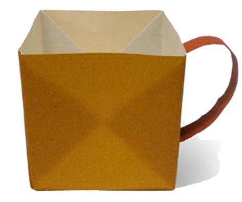 coffee origami origami a coffee cup