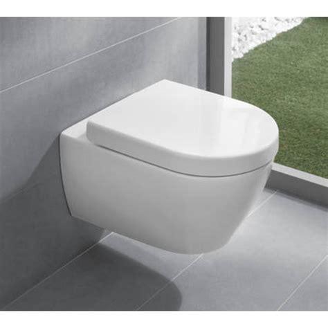 Villeroy Boch Flush Toilet by Villeroy En Boch Subway 2 0 Directflush Toiletset Met
